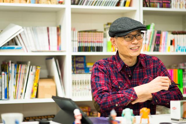 造形師・小林カズシさん